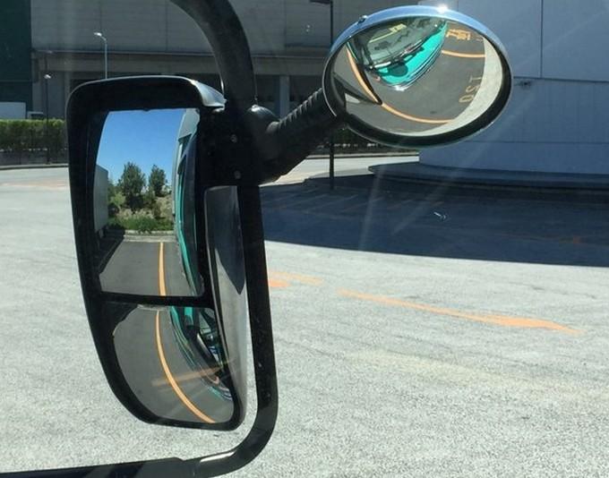 サイド ミラー 見え 方 【実体験】苦手なバック駐車が、ちょいテクでうまくなった!