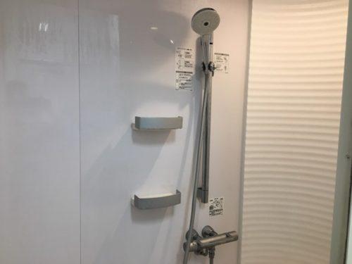 宇佐美のシャワー