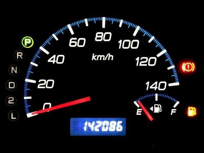 ガソリン メーター 減ら ない