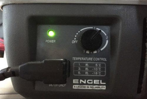 エンゲル冷蔵庫は冷える?