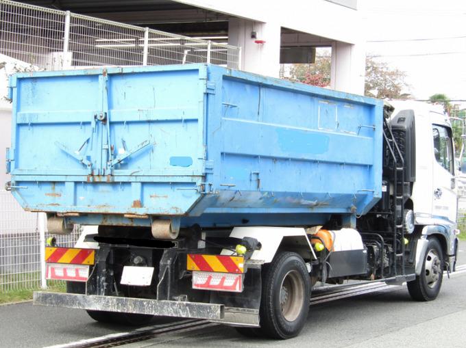 産業廃棄物ドライバーはきつい
