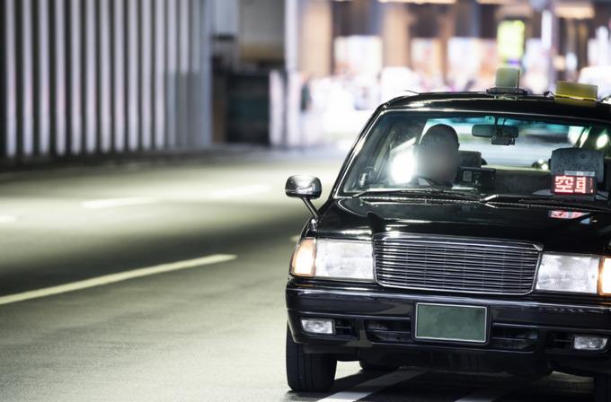 タクシードライバーきつい
